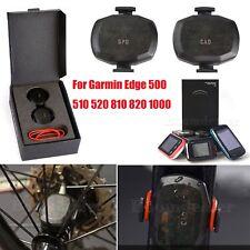 ANT+ Speed & Cadence Sensor For Garmin Edge 25 500 510 520 810 820 1000 Wireless