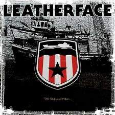 """LEATHERFACE """"The Stormy Petrel"""" LP (Limited Colored Vinyl!) No Idea"""