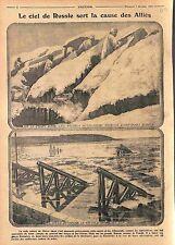 Russia Great Retreat Vistule Vistula River Galicia-Poland Austria Army WWI 1915