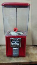 "1"" Northwestern Nw Super 60 candy gum toy Vending Machine 25 cent"