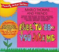 Marlo Thomas : Free to Be..You & Me Children's 1 Disc CD