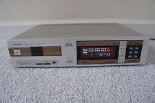 Pioneer P-D70 CD Player Tested & Works Vintage Hi-Fi Component