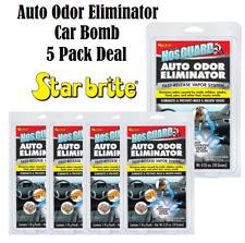 5 Pack Tobacco Mold Odor Eliminator Control System Car Bomb StarBrite 19970