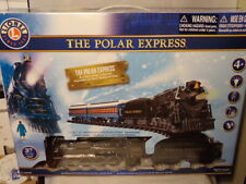 Lionel The Polar Express Train Set 7-11976 New in Box!
