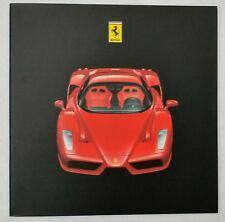 2003 Original Ferrari Press Kit feat. Enzo 360 Modena Spider 456M 575M Maranello