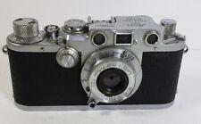 Leica DRP Ernst Leitz Wetzlar Germany Vintage Camera f=5cm 1 : 3,5 Lens #599564