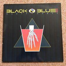 Black N Blue Nasty Nasty  [ Metal ] LP. Buy 5 LPs For £3.99 Postage (UK)