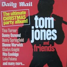 TOM JONES AND FRIENDS CHRISTMAS MUSIC CD PARTY ALBUM ENDLESS LOVE GUILTY
