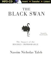 The Black Swan: The Impact of the Highly Improbable:  MP3CD Audiobook