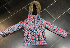 Girls ROXY QUIKSILVER winter/ski jacket Age 8 ***GREAT CONDITION***