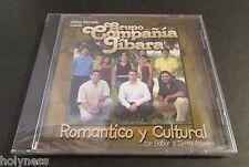 GRUPO COMPAÑIA JIBARA / ROMANTICO Y CULTURAL / CD / FACTORY SEALED