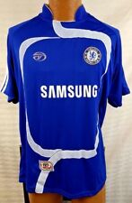 Chelsea FC England Soccer Jersey Vintage Champions League Torres Made in Peru