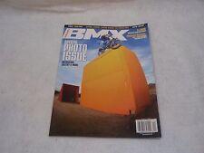 NOS ORIGINAL BMX TRANSWORLD MAGAZINE APRIL 2002 VOL. 9 ISSUE 4 NO. 66