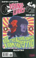 Young Liars #8 - Maestro Comic Book Vertigo - DC