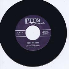 JOHN 'ROCKY' RHULE - ROCK THE JOINT / ROCK & ROLL BABY (Killer Guitar Rockabilly