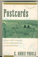 postcards - - a novel - texte en anglais -