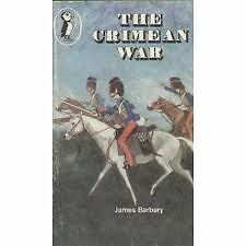The Crimean War by James Barbary 1975  Puffin pb
