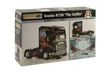 ITALERI 1:24 KIT TRUCK CAMION SCANIA R730 THE GRIFFIN  art. 3879