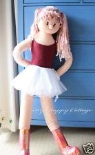 NEW Gorgeous Girls Ballet Tutu Wrap Skirt - White