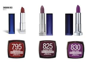 Maybelline Color Sensational The Mattes, Matte Finish Lipstick: CHOOSE Shade
