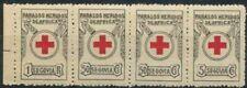 Sellos de 1 sello de 4 sellos