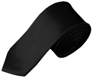 "NYFASHION101® Manzini Neckwear® Boys' Kids' Children's Solid Color 48"" Neck Tie"