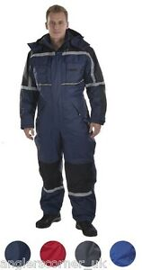 Ocean Thermo Work Wear Coverall / Thermal /  Breathable / Fishing / 50-50