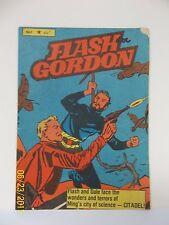 FLASH GORDON #1 COMIC BOOK AUSTRALIAN EDITION