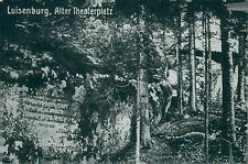 Ansichtskarte Luisenburg Alter Theaterplatz  (Nr.9234)