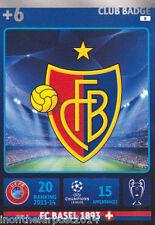 2014/15 ADRENALYN XL CHAMPIONS LEAGUE FC Basel 1893 n. 8