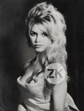 BRIGITTE BARDOT Sexy Iconique Portrait SAM LEVIN Photo 1960s