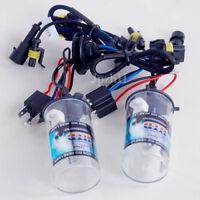 2Pcs Car 55W HID Xenon Headlight Light For H4-2 Bulbs Lamp Lo-Xenon Hi-Halogen