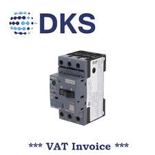 Siemens 3RV1011-1AA10 Manual Motor Starter/Overload Protector 1.1..1.6A 000392
