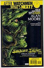 Saga Of The Swamp Thing Special Edition #21 Vf/Nm (2009) Alan Moore Dc Vertigo