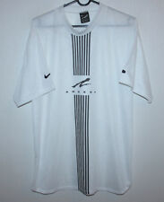 Vintage Nike Agassi tennis white shirt Size M