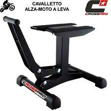 ☆ Cross Pro ☆ cavalletto sollevatore alza-moto a leva pedale cross enduro motard