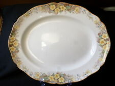 Royal Doulton. Primrose. Serving Plate. D6290. (34cm x 27cm). Made In England.