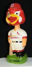 Vintage 1990 St. Louis Cardinals Bobblehead Redbird Fred Bird