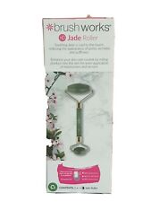 Brushworks Accessories HD Jade Roller Brush Works new boxed
