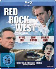 RED ROCK WEST - Blu Ray Region B/UK - Nicolas Cage