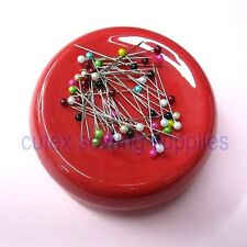 Magnetic Pin Holder With Ball Head Pins