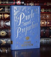 PRIDE and PREJUDICE By Jane Austen Brand New Leather Bound  Collectible Edition