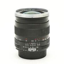Carl Zeiss Distagon T* 25mm F/2.8 ZF (Nikon F) #139