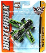 Matchbox 60th Anniversary Sky Busters Diecast Plane Freeway Flyer Green - Y2942