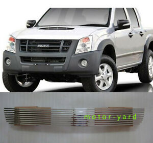 Bottom Billet Grille Grill for Isuzu D-max Dmax 2007 to 2011