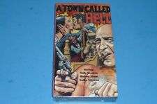 """""""A TOWN CALLED HELL""""- TELLY SAVALAS-RARE COVER - STAR CLASSICS 1987 - VHS SEALED"""