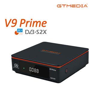 Digital DVB S-S2X Satellite Receiver Decoder HEVC 10bit H.265 1080P DLNA PVR EPG