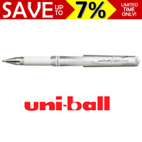 uni-ball Signo Broad Gel Ink Pen UM153 WHITE 1.0mm tip acid free UM-153 pigment