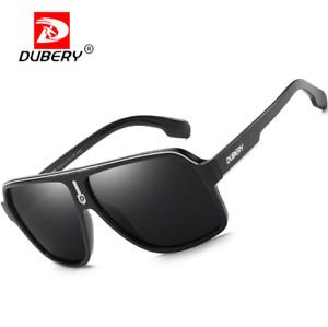 DUBERY Polarized Sport Sunglasses For Men Women Outdoor Driving Fishing Glasses
