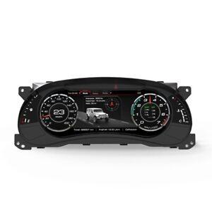 Jeep wrangler JK cluster speedometer 2011 - 2018